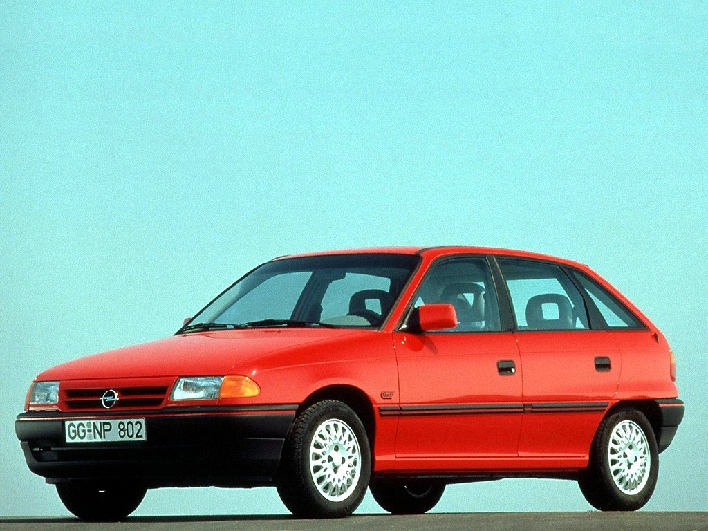 opel astra 5 doors specs photos 1991 1992 1993 1994 autoevolution. Black Bedroom Furniture Sets. Home Design Ideas
