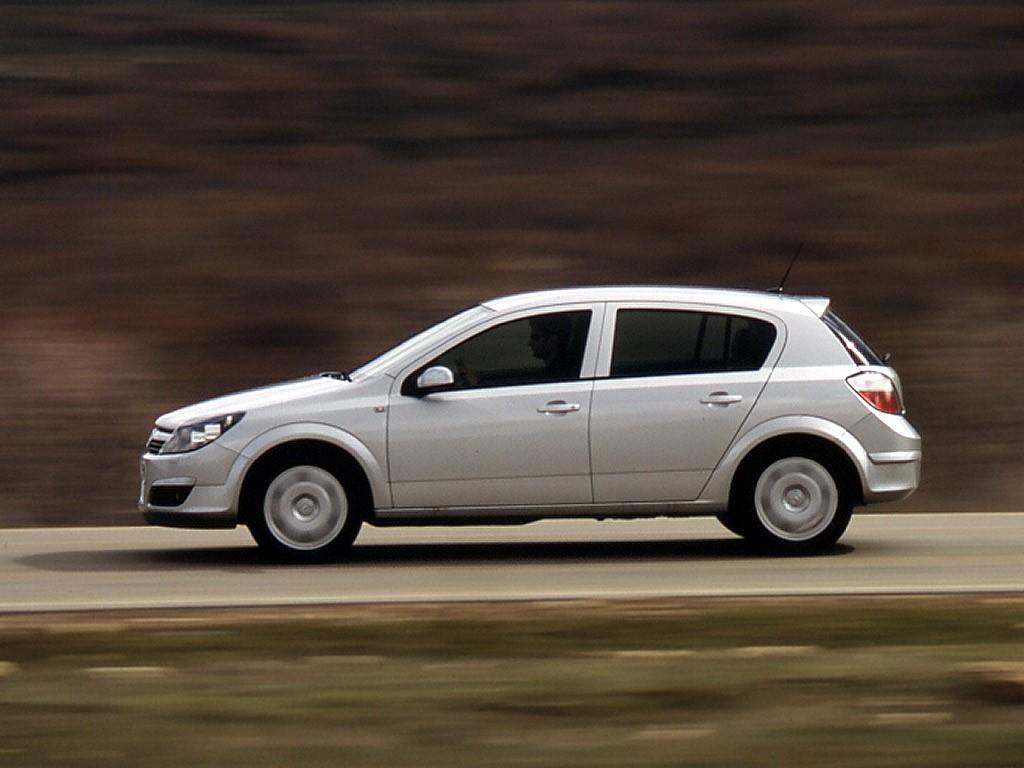 1998 2006 opel astra van truck review top speed -  Opel Astra 5 Doors 2004 2007