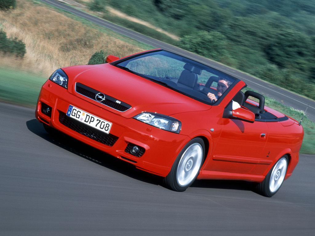 OPEL Astra Cabriolet specs - 2001, 2002, 2003, 2004, 2005 ...