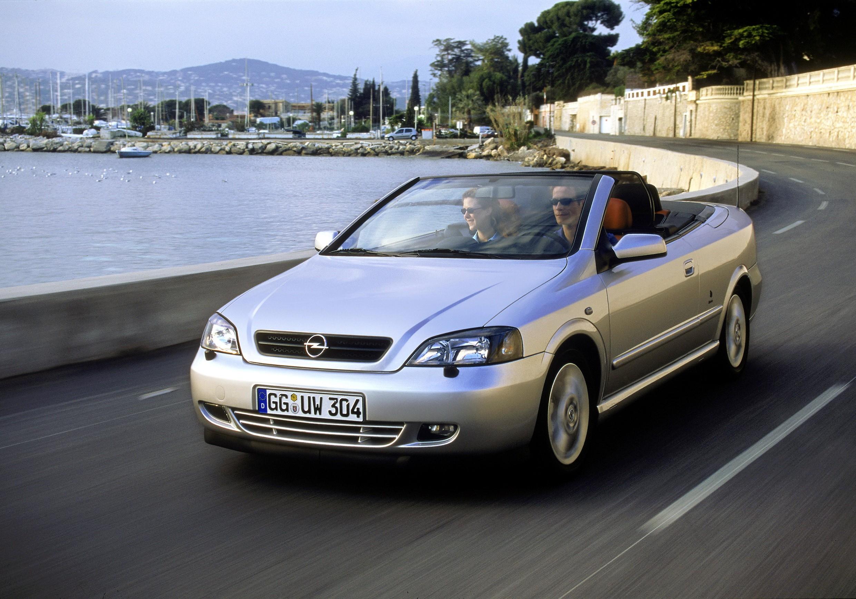 Opel Astra Cabriolet 2001 2002 2003 2004 2005 2006