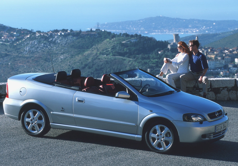 Cheap Car Finder >> OPEL Astra Cabriolet specs - 2001, 2002, 2003, 2004, 2005