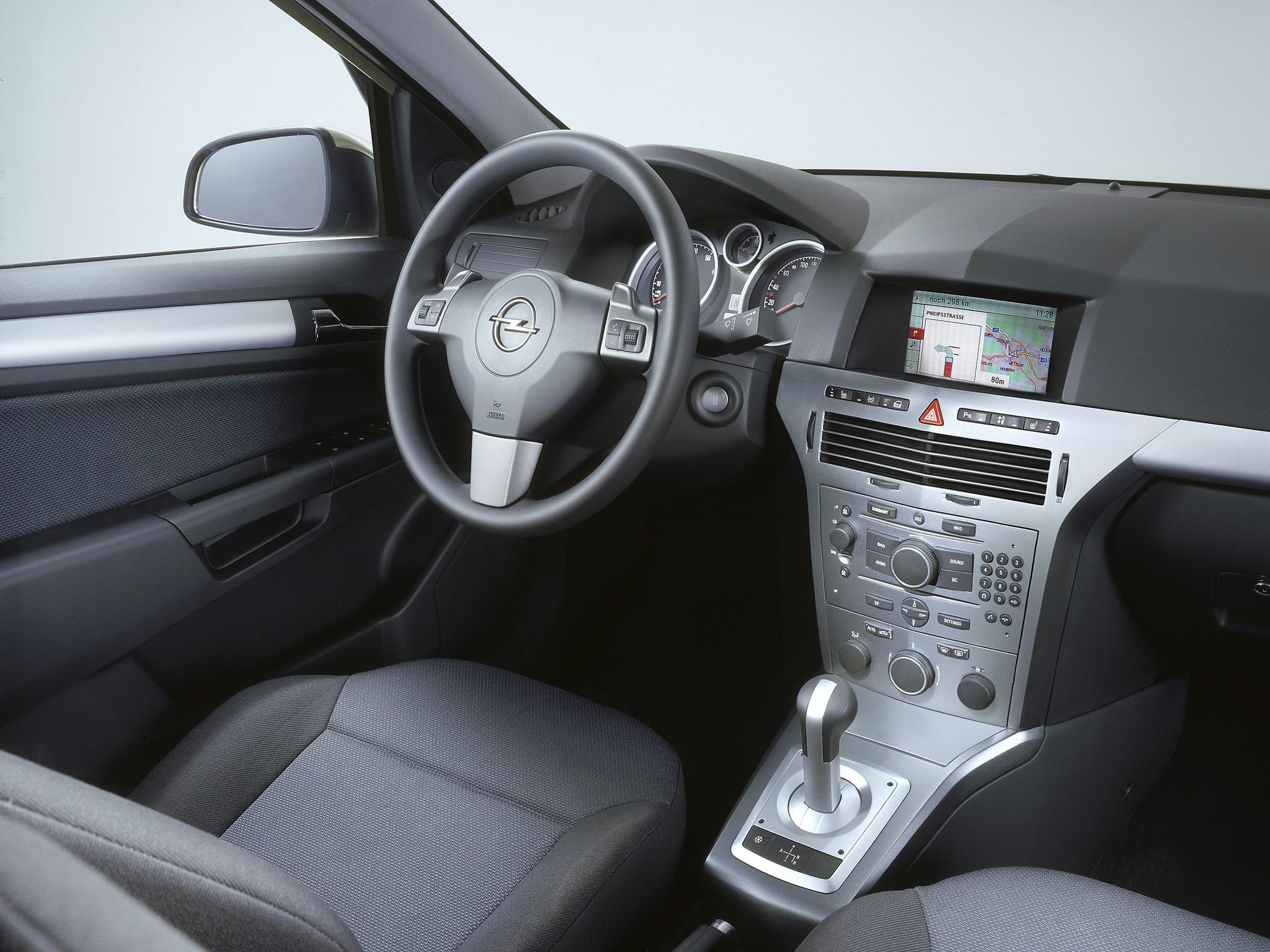 Opel Astra Caravan Specs 2004 2005 2006 2007 2008