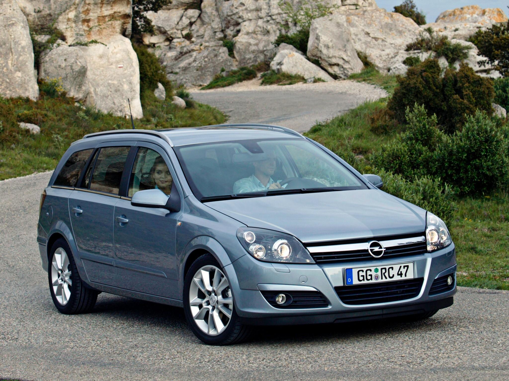 Opel astra mpg