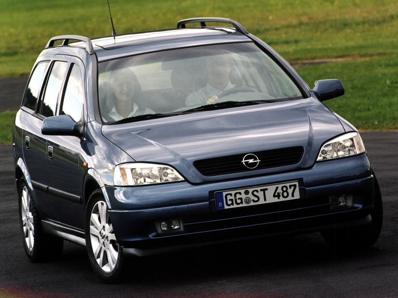 OPEL Astra Caravan 1998
