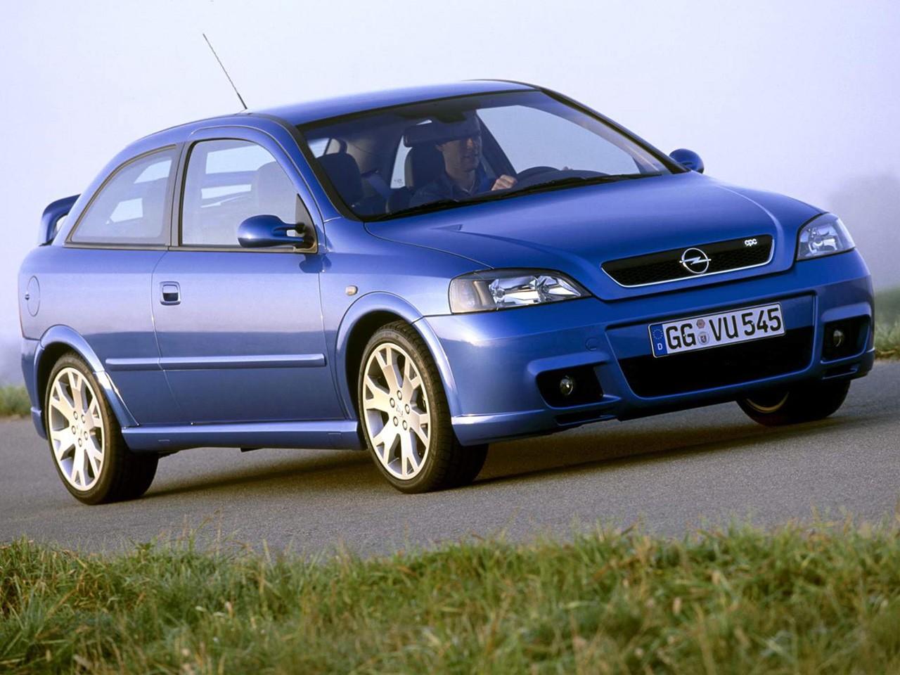 Opel Astra Opc 2000 2004
