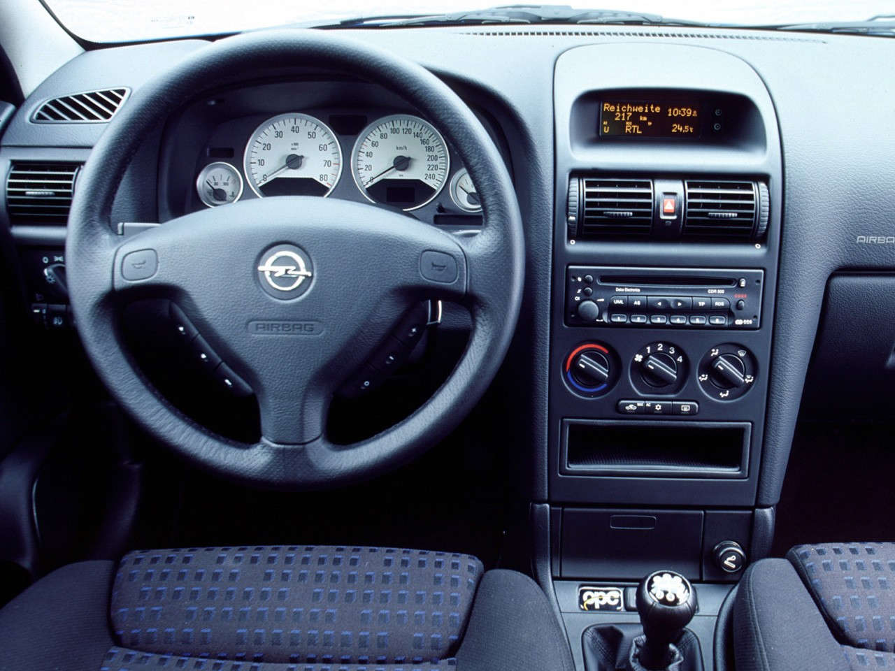 Opel Astra Opc 2000 2001 2002 2003 2004 Autoevolution