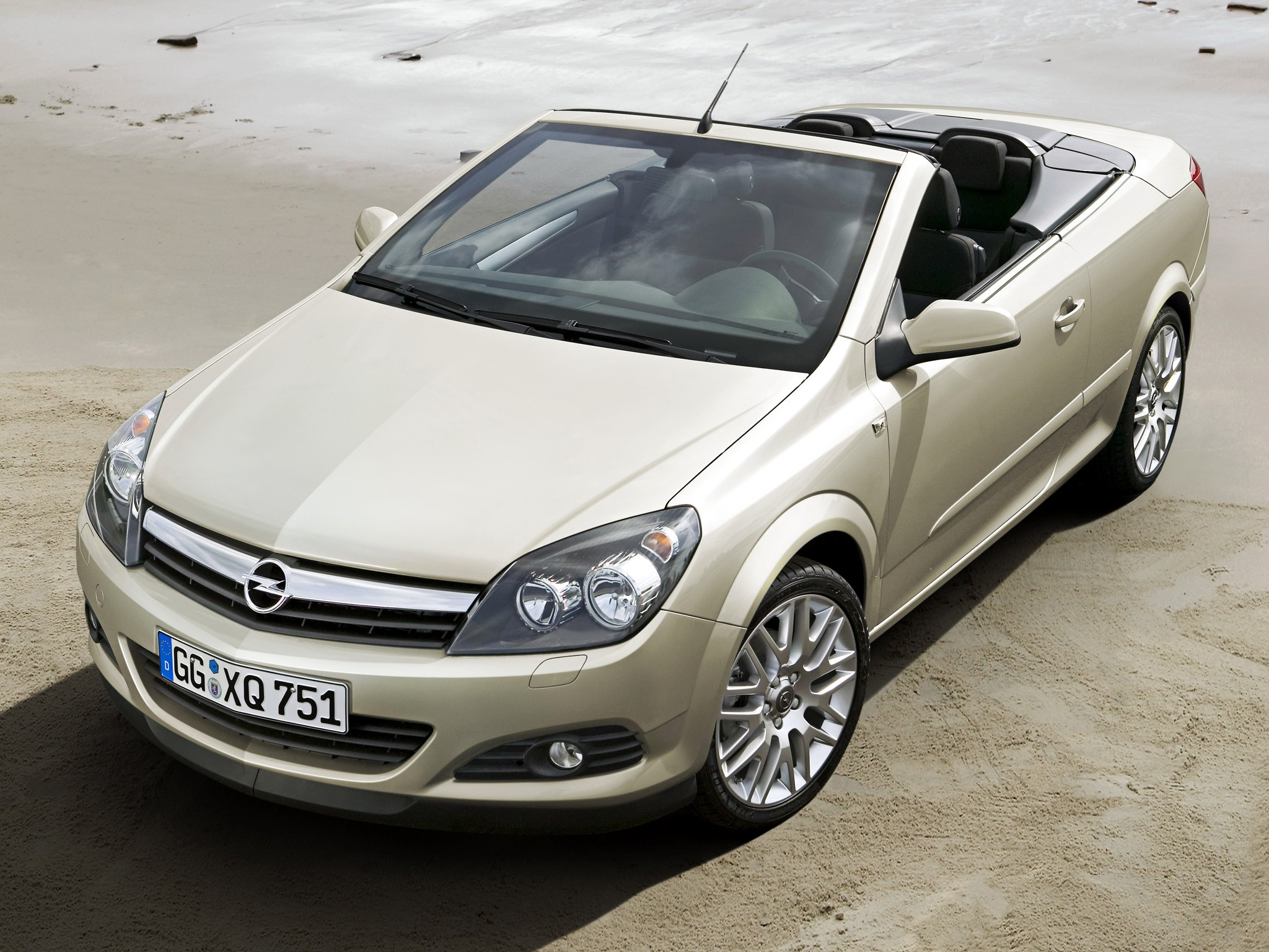 Opel Astra Twin Top Specs Amp Photos 2006 2007 2008