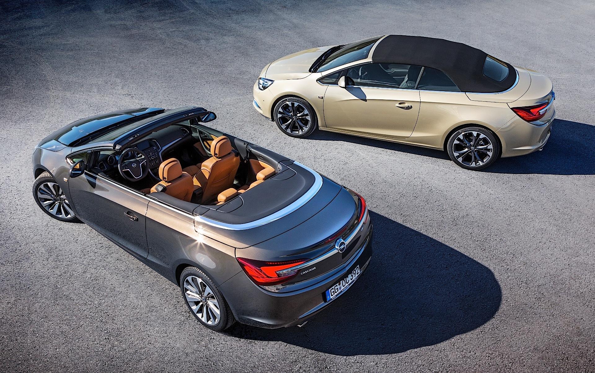 Opel Cascada Specs Amp Photos 2013 2014 2015 2016 2017