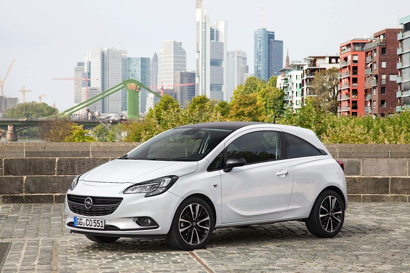 opel corsa 3 doors specs 2014 2015 2016 2017 2018 autoevolution. Black Bedroom Furniture Sets. Home Design Ideas
