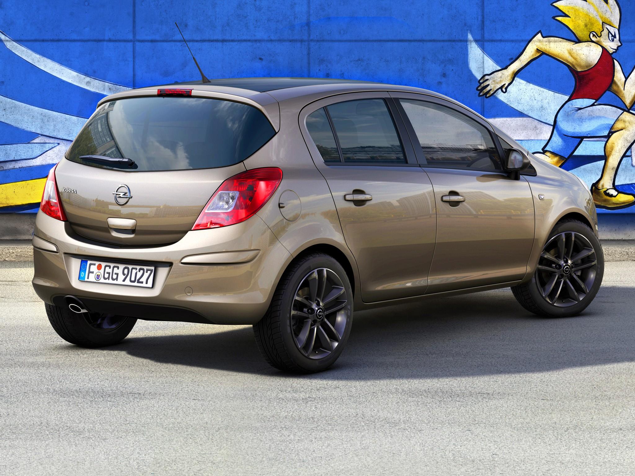 Opel corsa 5 doors 2010 2011 2012 2013 2014 2015 for Opel corsa 2010 interior