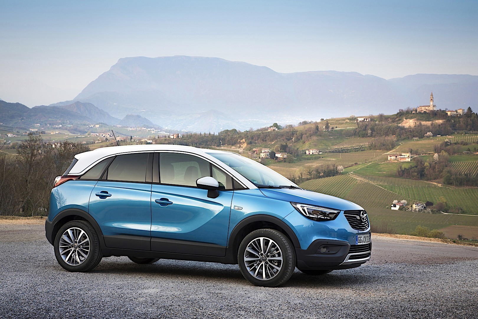 Opel Crossland X Specs 2017 2018 Autoevolution