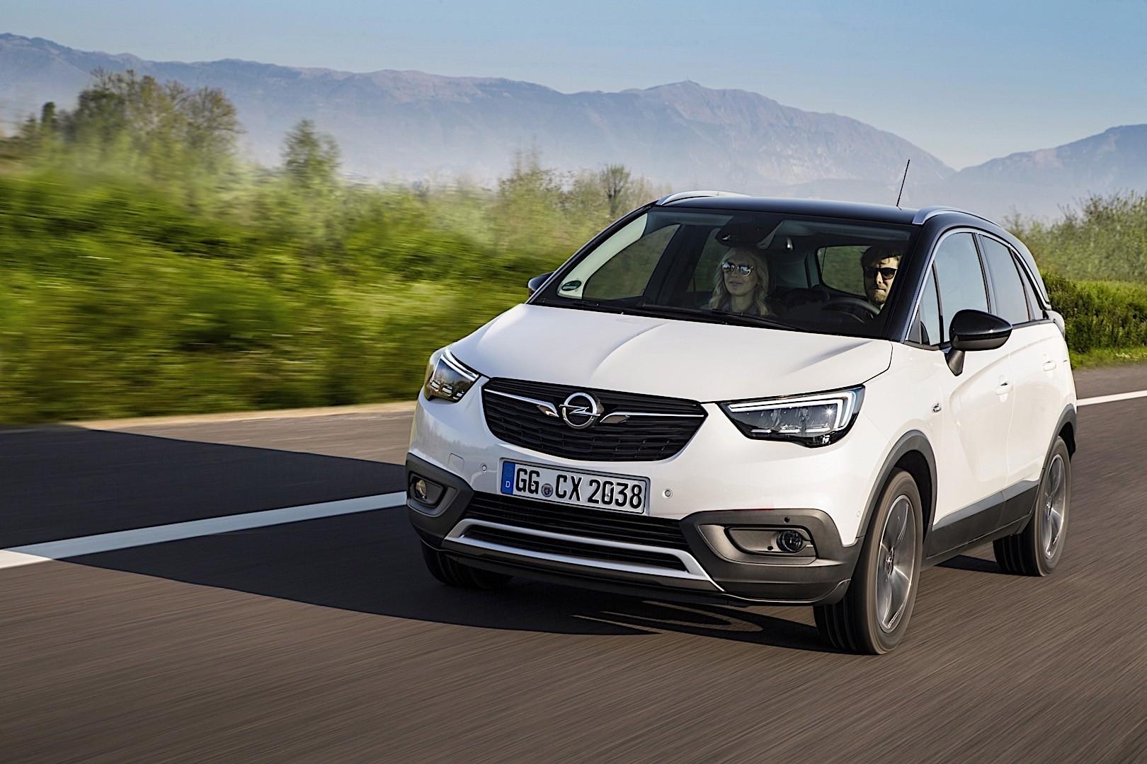 Opel Adam S 2018 >> OPEL Crossland X specs & photos - 2017, 2018, 2019 - autoevolution