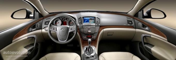 Opel Insignia Hatchback Specs 2008 2009 2010 2011