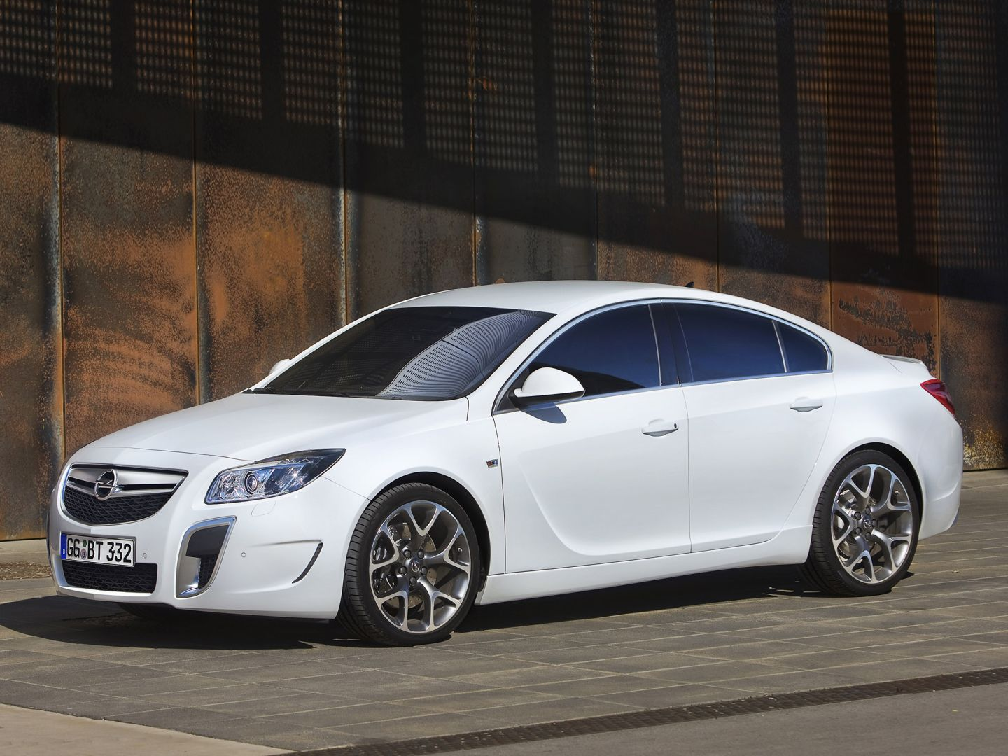 2014 Opel Insignia OPC Sports Tourer Review - CarbonOctane