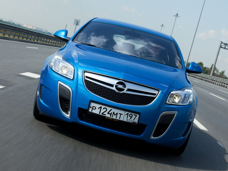 Opel Insignia Opc Specs Amp Photos 2009 2010 2011 2012