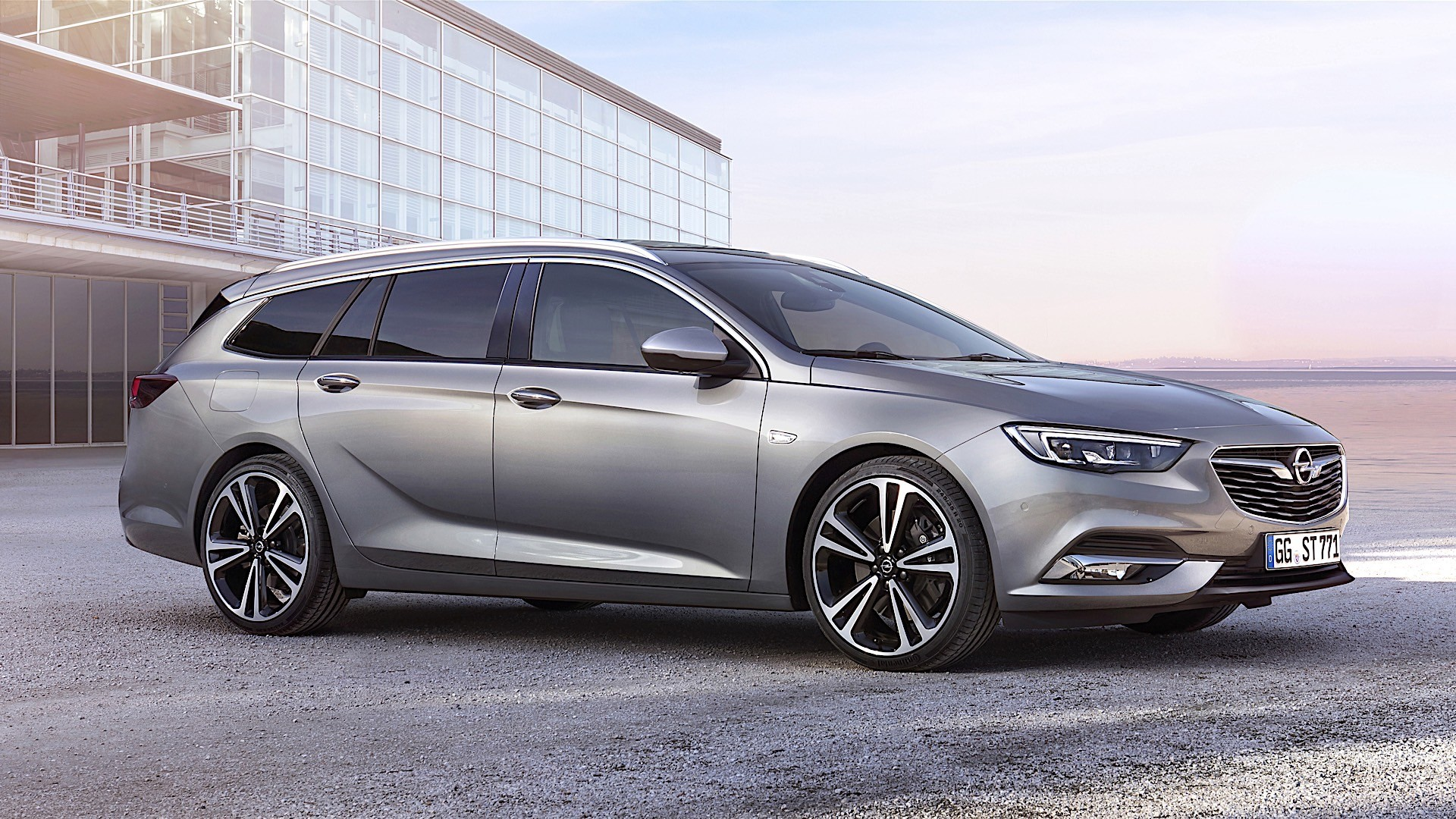 Opel insignia wagon specifications