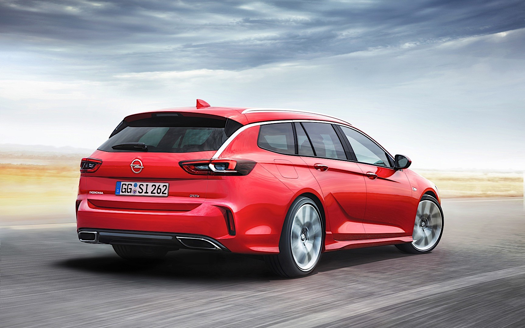 opel insignia sports tourer gsi specs 2017 2018 autoevolution. Black Bedroom Furniture Sets. Home Design Ideas