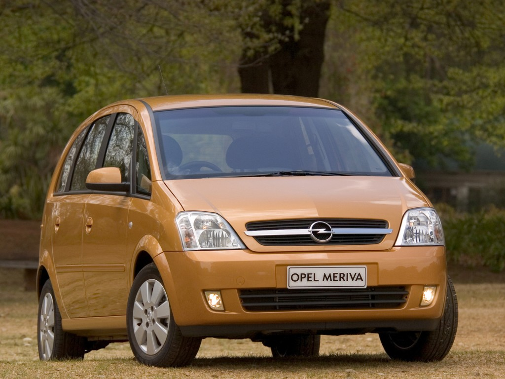 opel meriva specs photos 2003 2004 2005 autoevolution. Black Bedroom Furniture Sets. Home Design Ideas