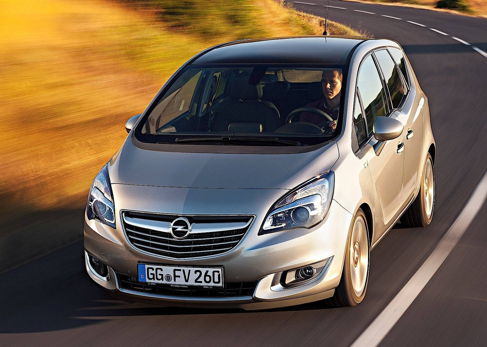 New Wave Auto >> OPEL Meriva - 2014, 2015, 2016, 2017 - autoevolution