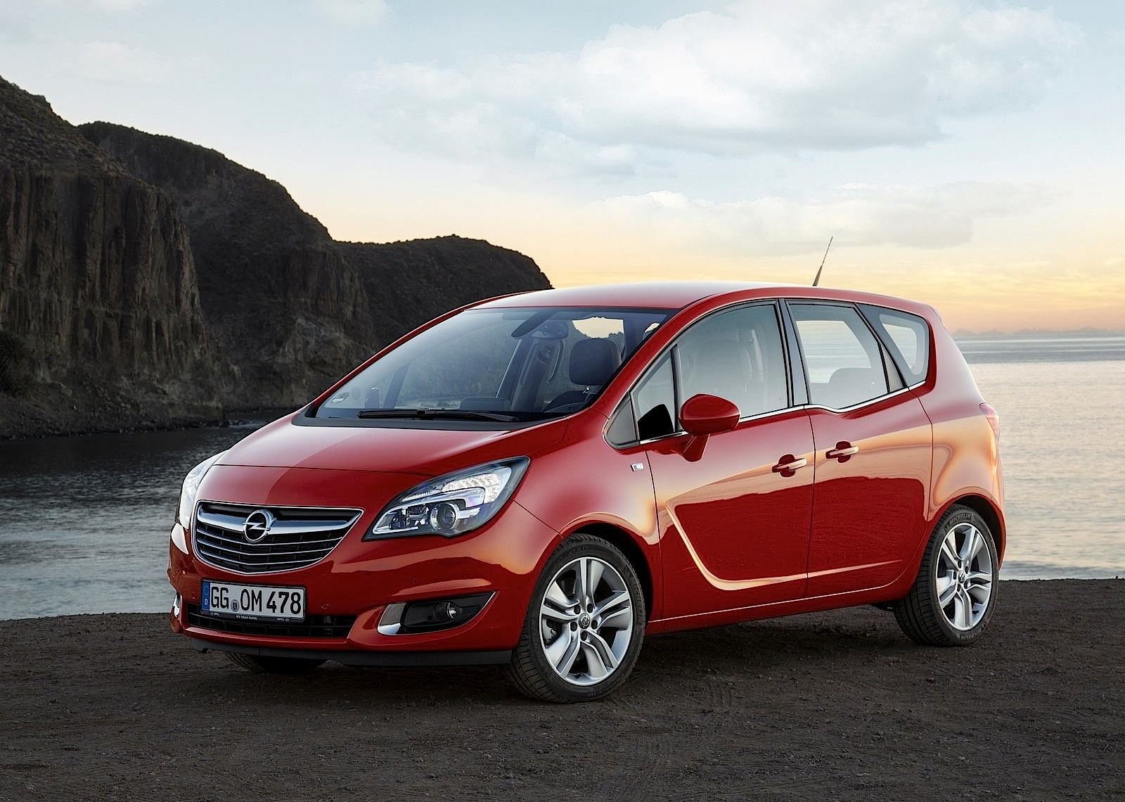 opel meriva specs 2014 2015 2016 2017 autoevolution. Black Bedroom Furniture Sets. Home Design Ideas