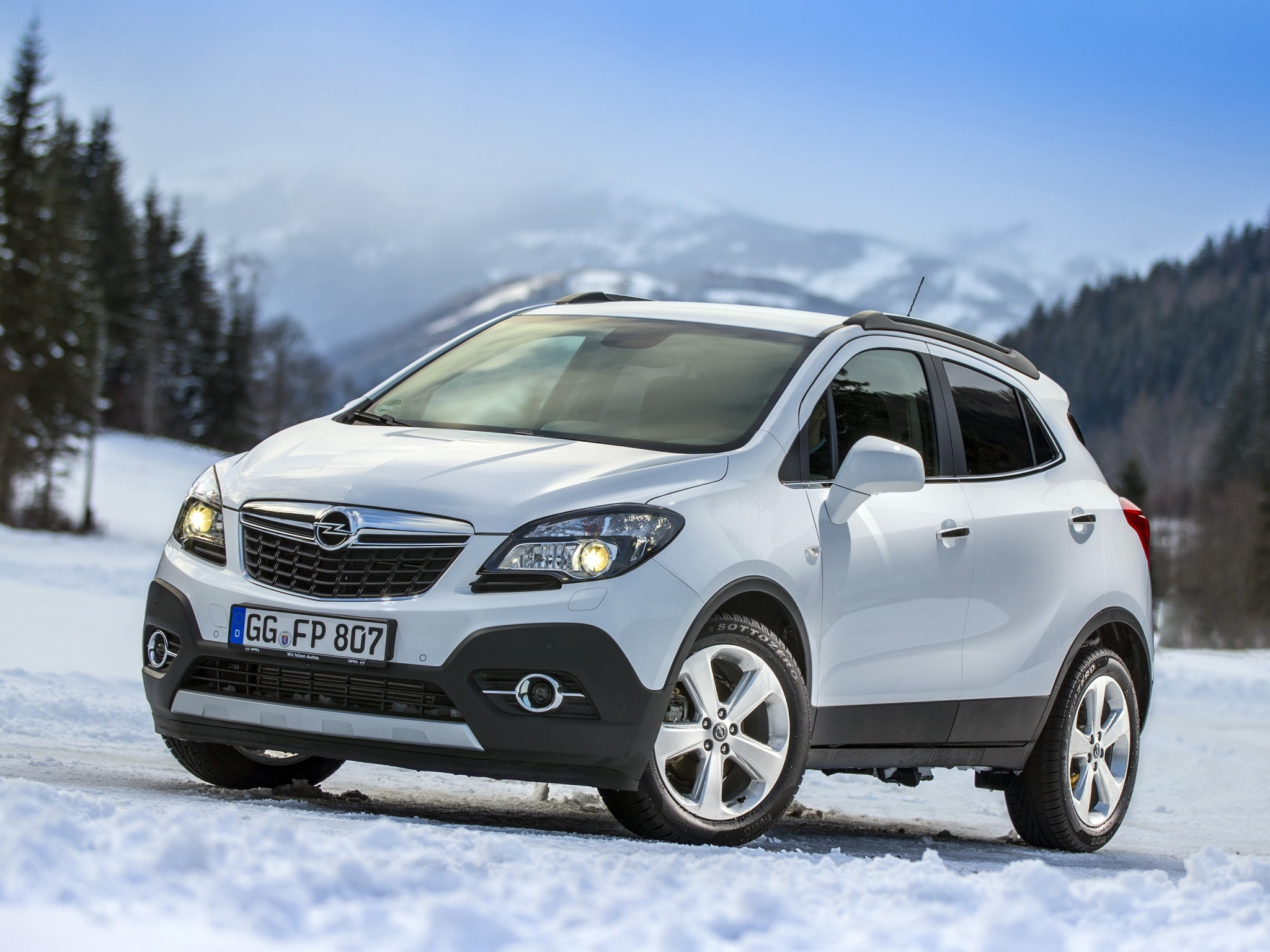 opel mokka specs 2012 2013 2014 2015 2016 autoevolution. Black Bedroom Furniture Sets. Home Design Ideas