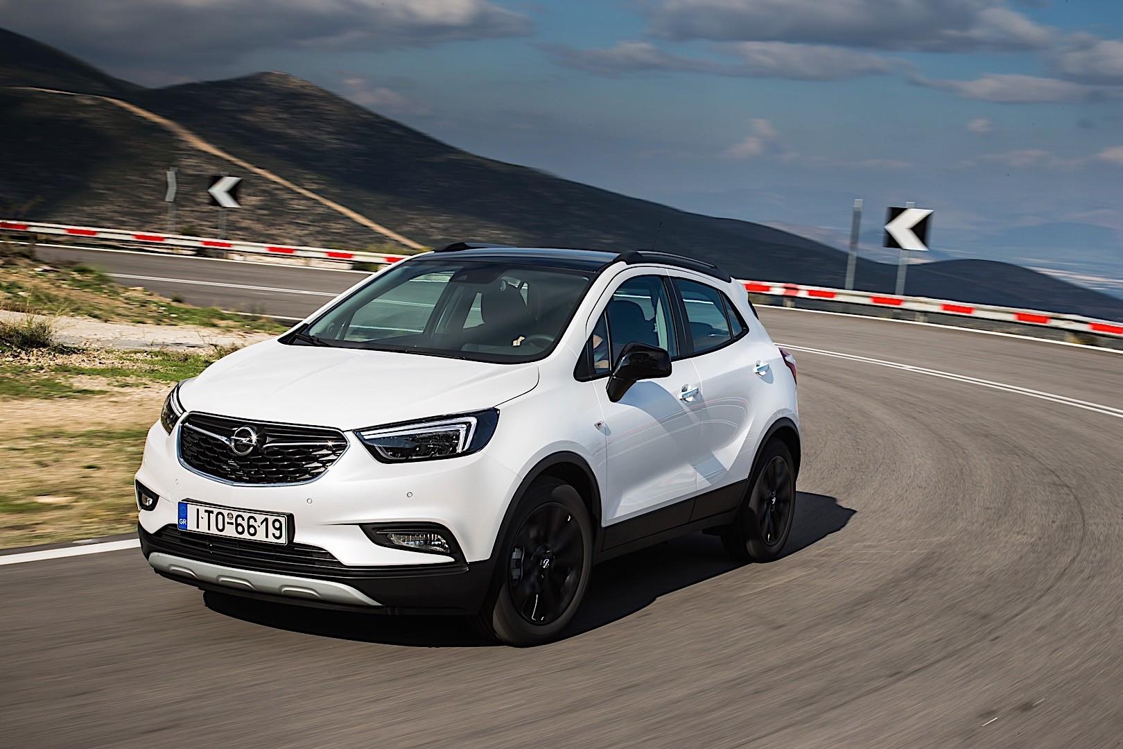 Opel Mokka 2018 >> OPEL Mokka X specs & photos - 2016, 2017, 2018 - autoevolution
