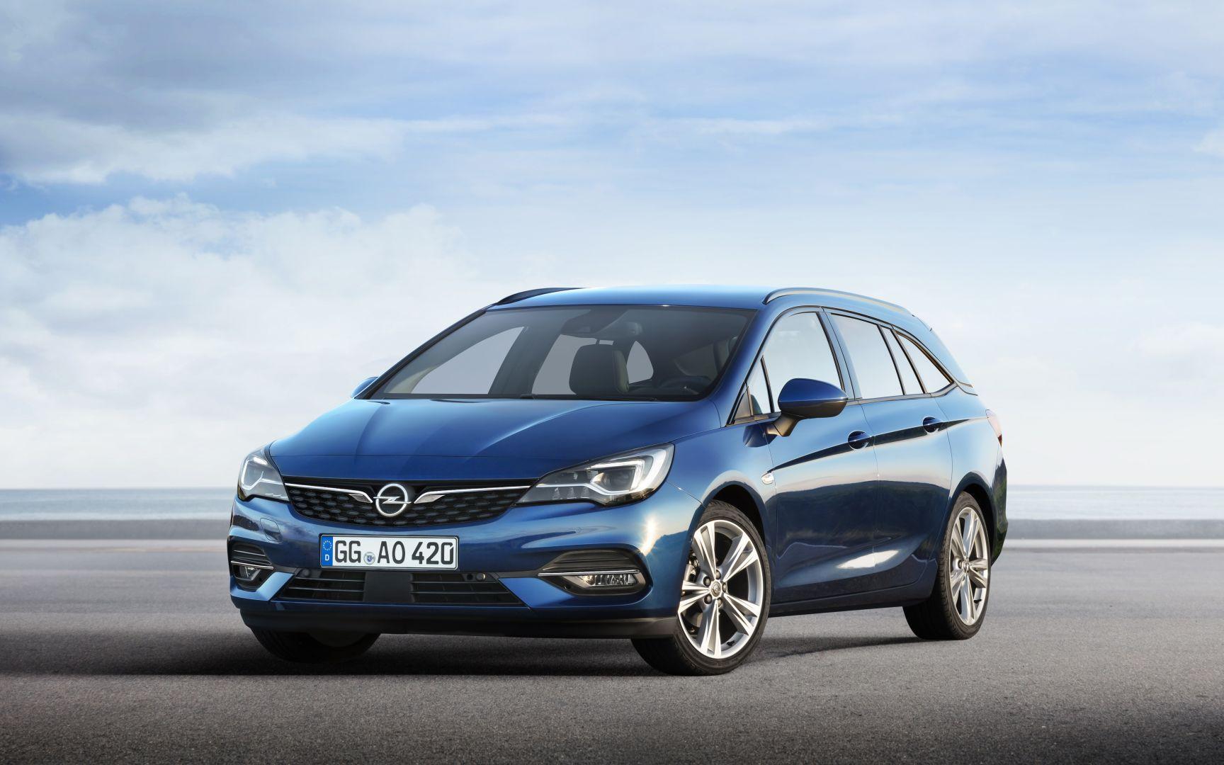 Opel Astra Sports Tourer Specs Photos 2019 2020 2021 Autoevolution