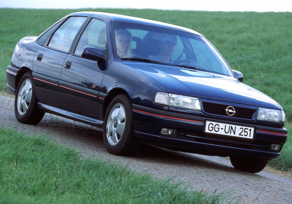 opel vectra sedan specs photos 1992 1993 1994 1995. Black Bedroom Furniture Sets. Home Design Ideas
