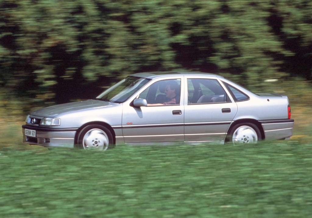 OPEL Vectra Sedan specs & photos - 1992, 1993, 1994, 1995 ...