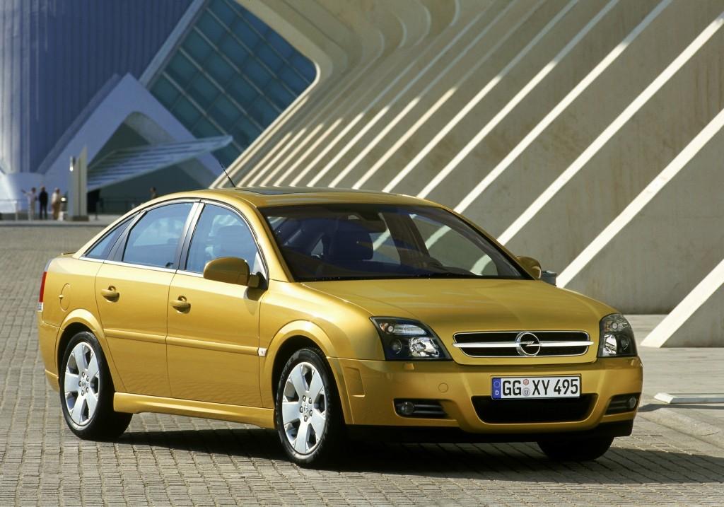Opel Vectra Sedan Specs Amp Photos 2002 2003 2004 2005