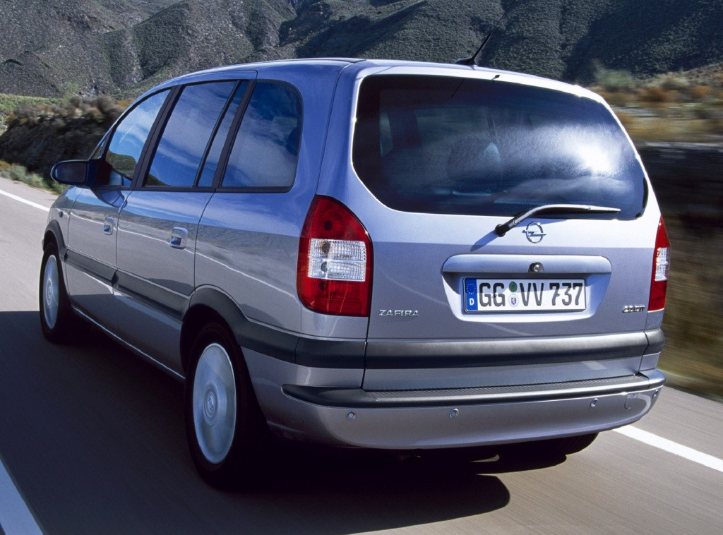 Opel Zafira Specs  U0026 Photos - 2003  2004  2005
