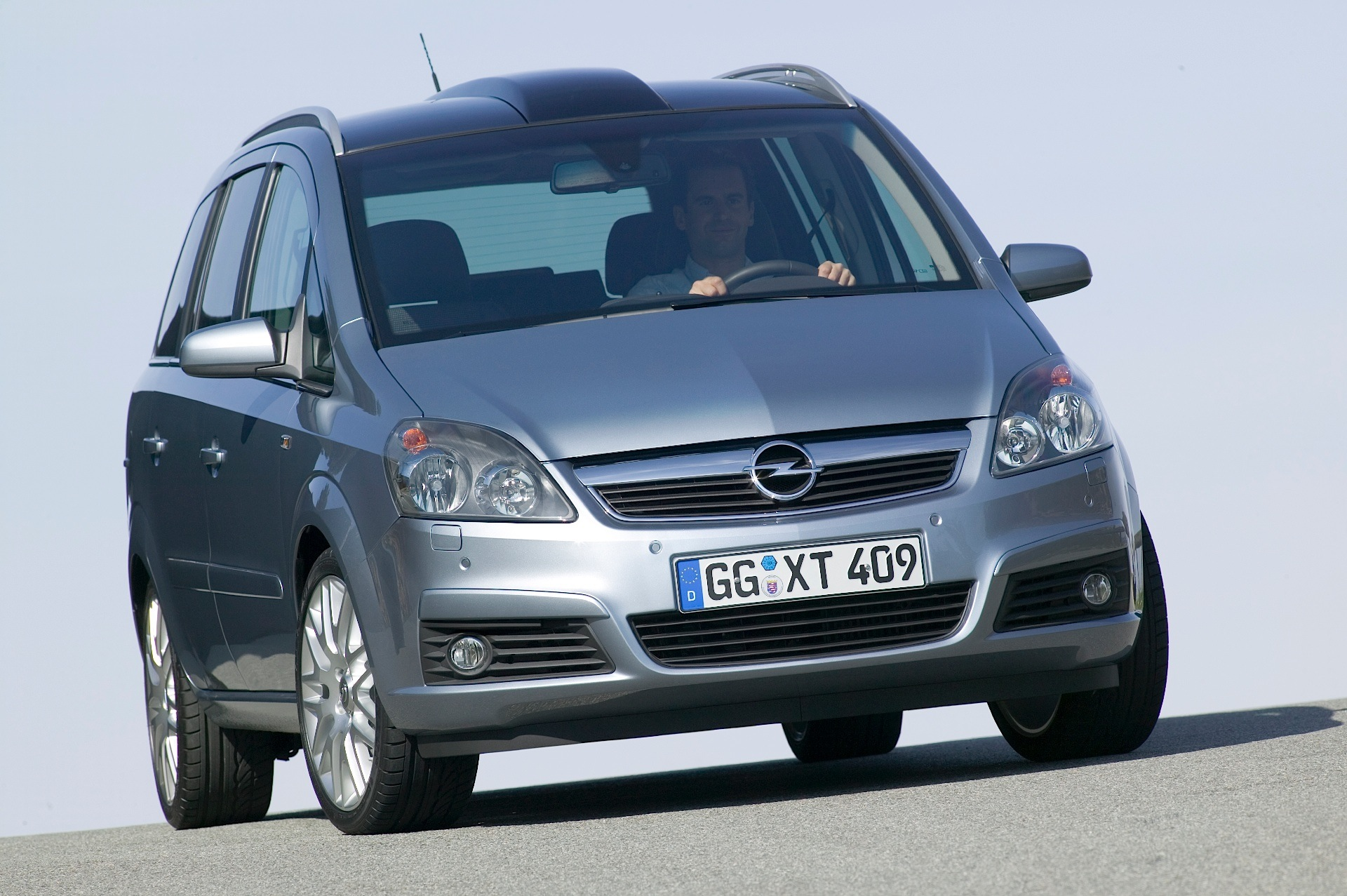 1998 2006 opel astra van truck review top speed -  Opel Zafira 2008 2014