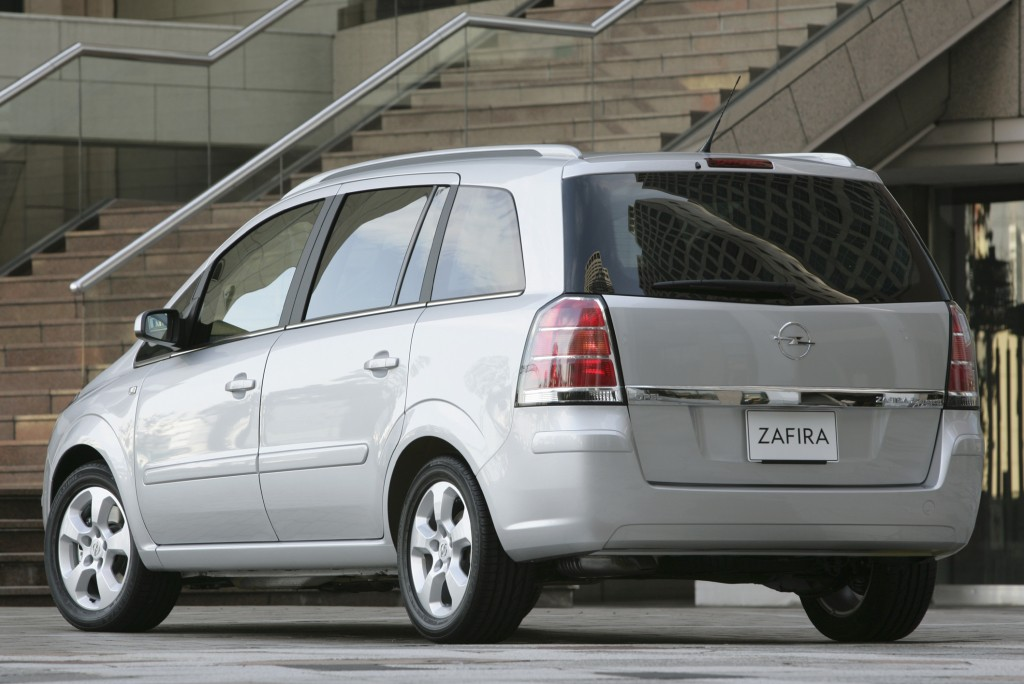 Opel Zafira Specs Photos 2006 2007 2008 Autoevolution