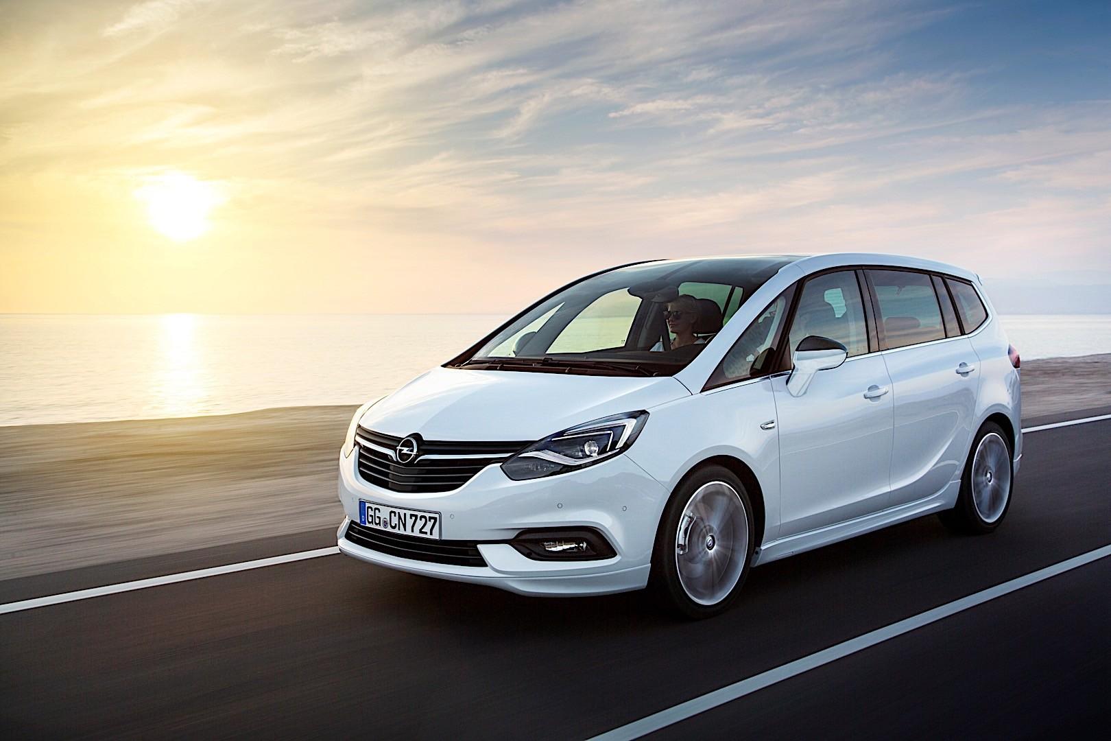 Opel Zafira 2018 >> Opel Zafira Specs 2016 2017 2018 Autoevolution