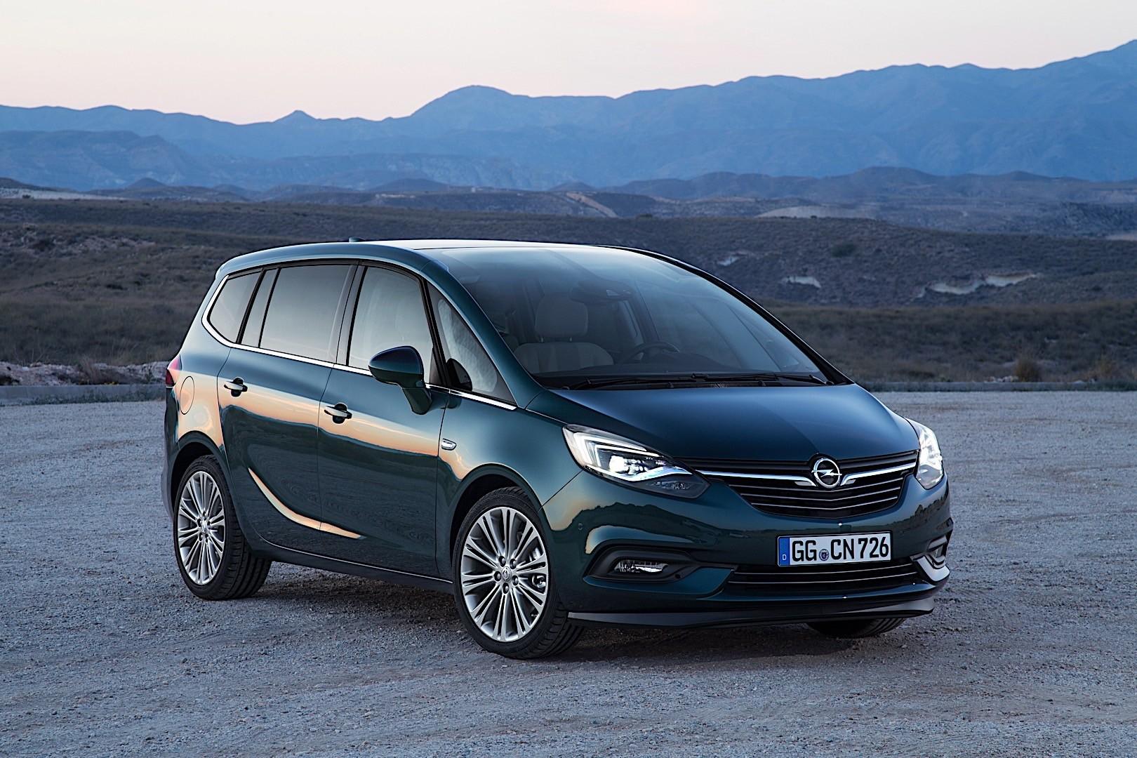 Opel Zafira Specs Amp Photos 2016 2017 2018 2019