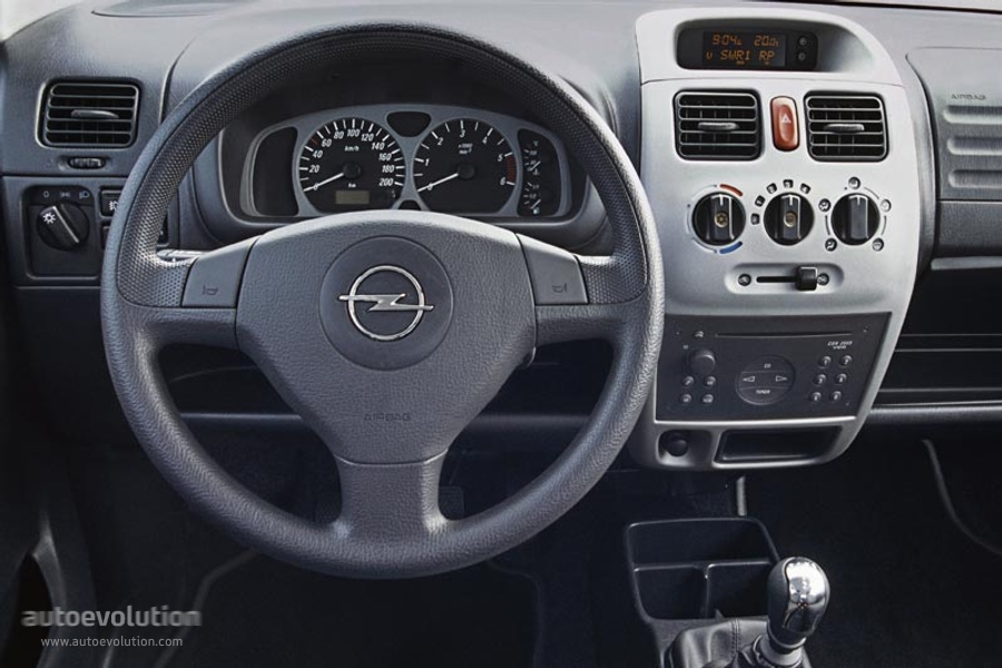 Opel Agila Specs Amp Photos 2003 2004 2005 2006 2007