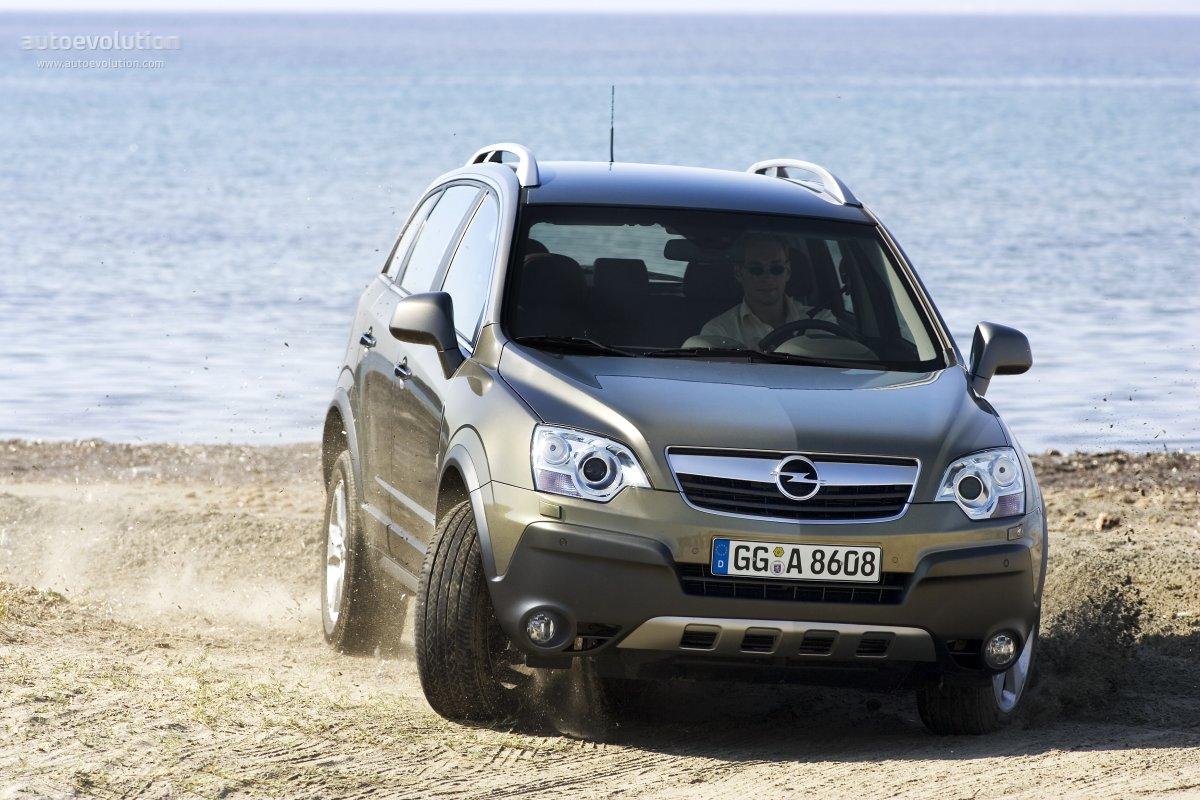 Opel Antara 2007 | 2017 - 2018 Best Car Reviews