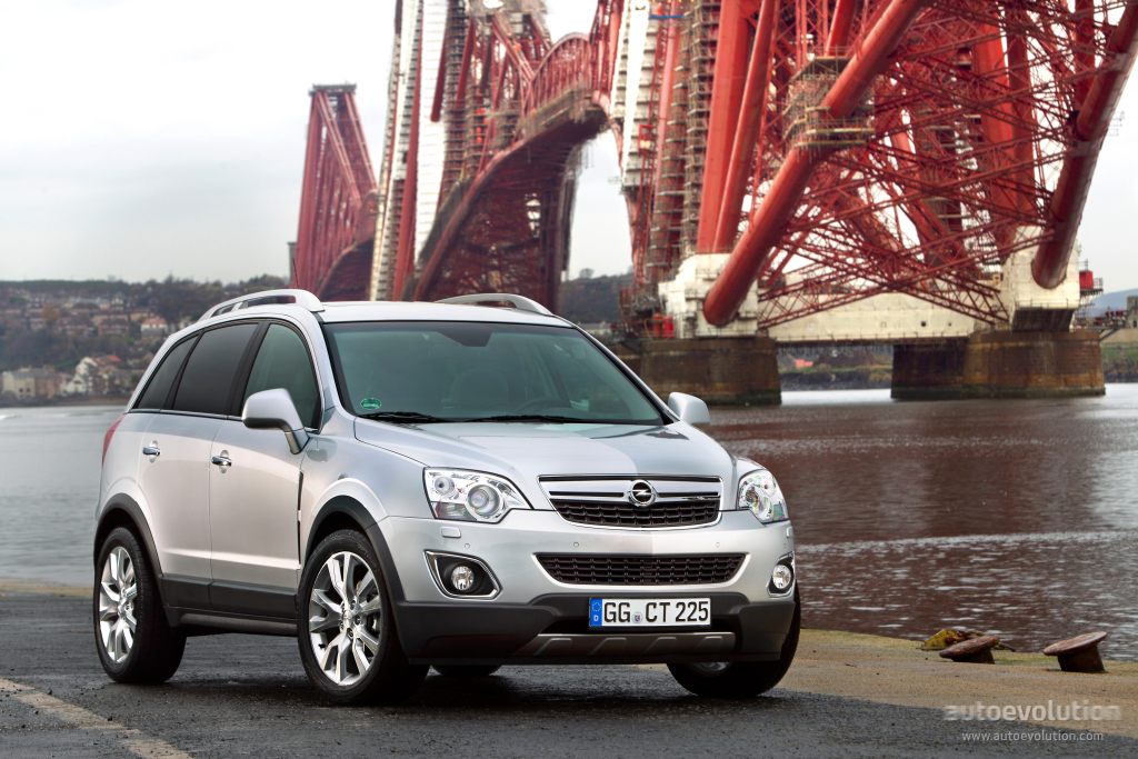 opel antara specs & photos - 2010, 2011, 2012, 2013, 2014, 2015