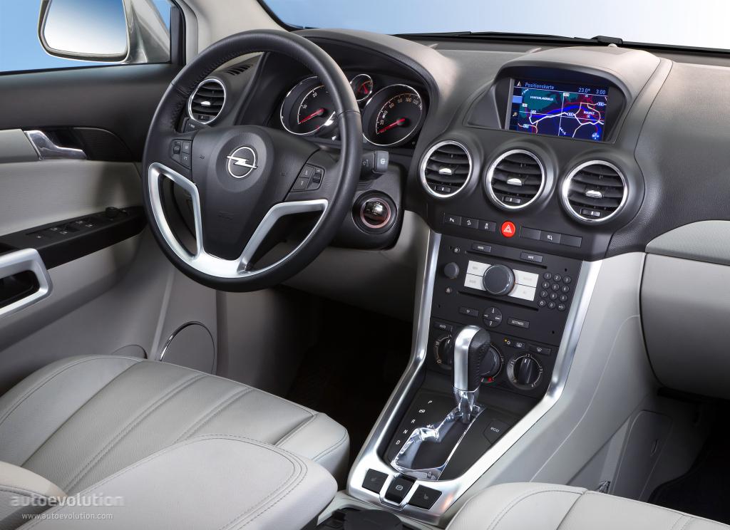 Opel Antara Specs 2010 2011 2012 2013 2014 2015