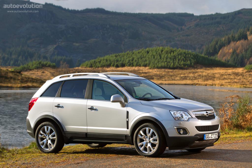 Opel Antara Specs Amp Photos 2010 2011 2012 2013 2014