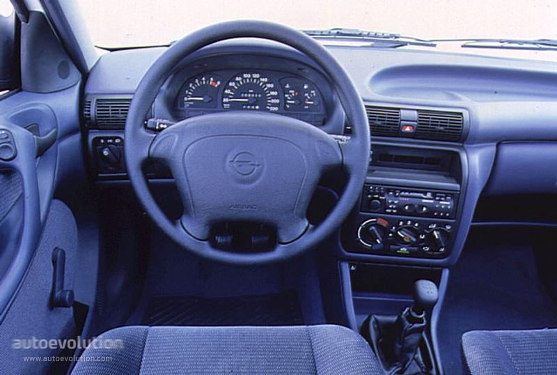 Opel Astra 3 Doors Specs Amp Photos 1991 1992 1993 1994