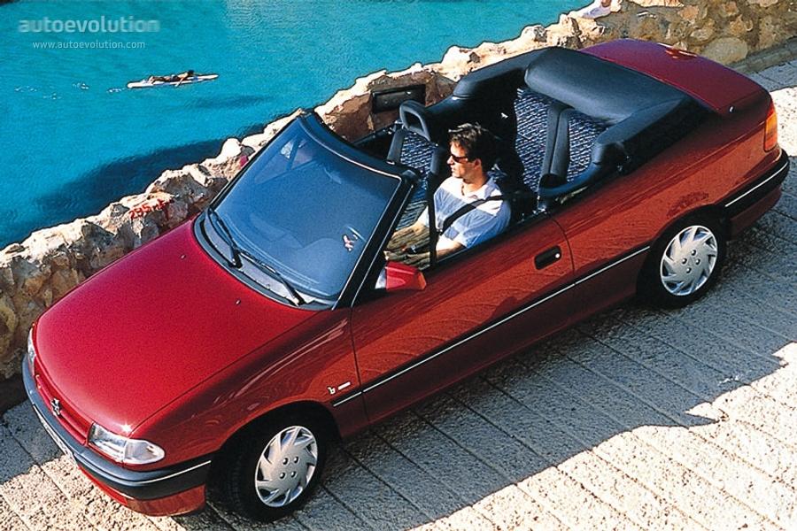 Opel Astra Cabriolet 1993 1994 Autoevolution