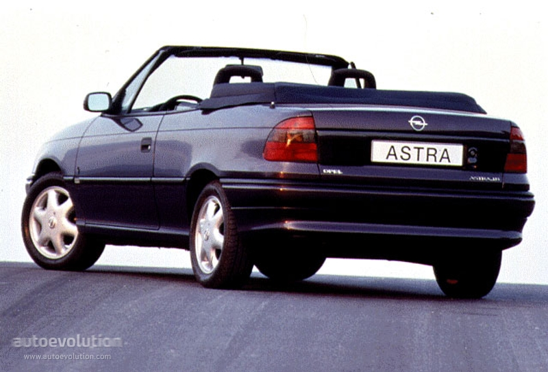 opel astra cabriolet 1995 1996 1997 1998 1999 autoevolution. Black Bedroom Furniture Sets. Home Design Ideas