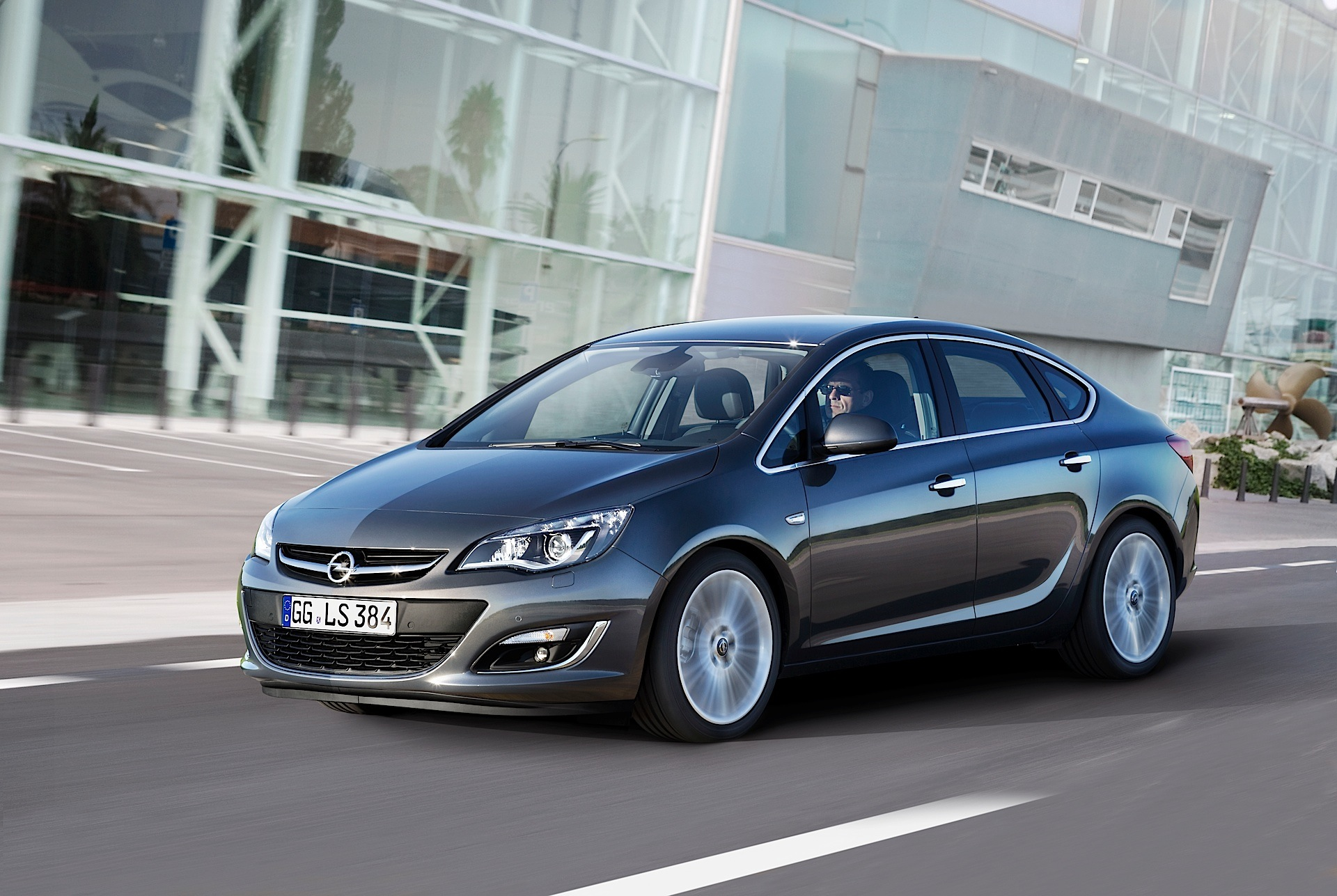 Opel Astra Sport Sedan Specs Amp Photos 2012 2013 2014