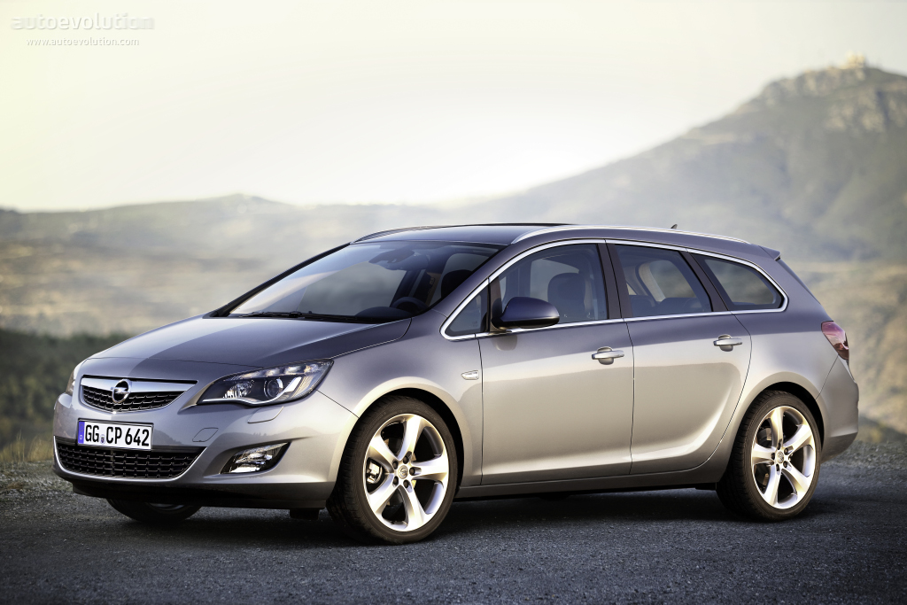 Opel Astra Sports Tourer Specs Photos 2010 2011 2012 2013 2014 2015 Autoevolution
