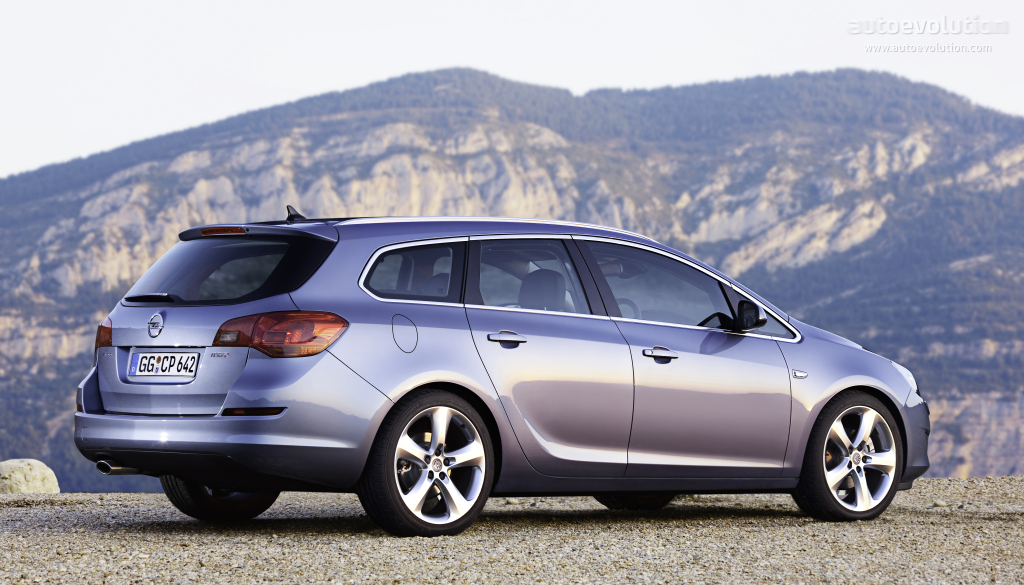 OPEL Astra Sports Tourer specs - 2010, 2011, 2012, 2013, 2014, 2015, 2016, 2017, 2018 ...