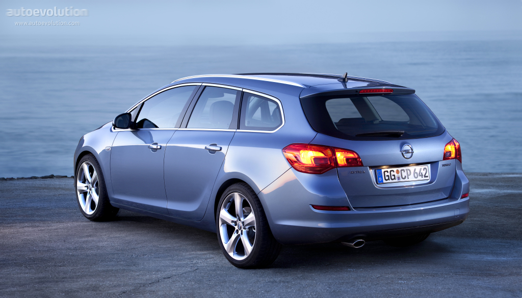 ... OPEL Astra Sports Tourer (2010   Present) ...