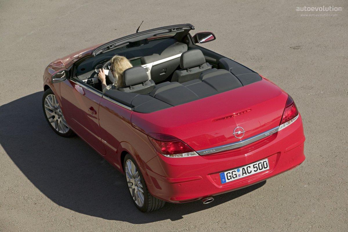 1998 2006 opel astra van truck review top speed -  Opel Astra Twin Top 2006 2011