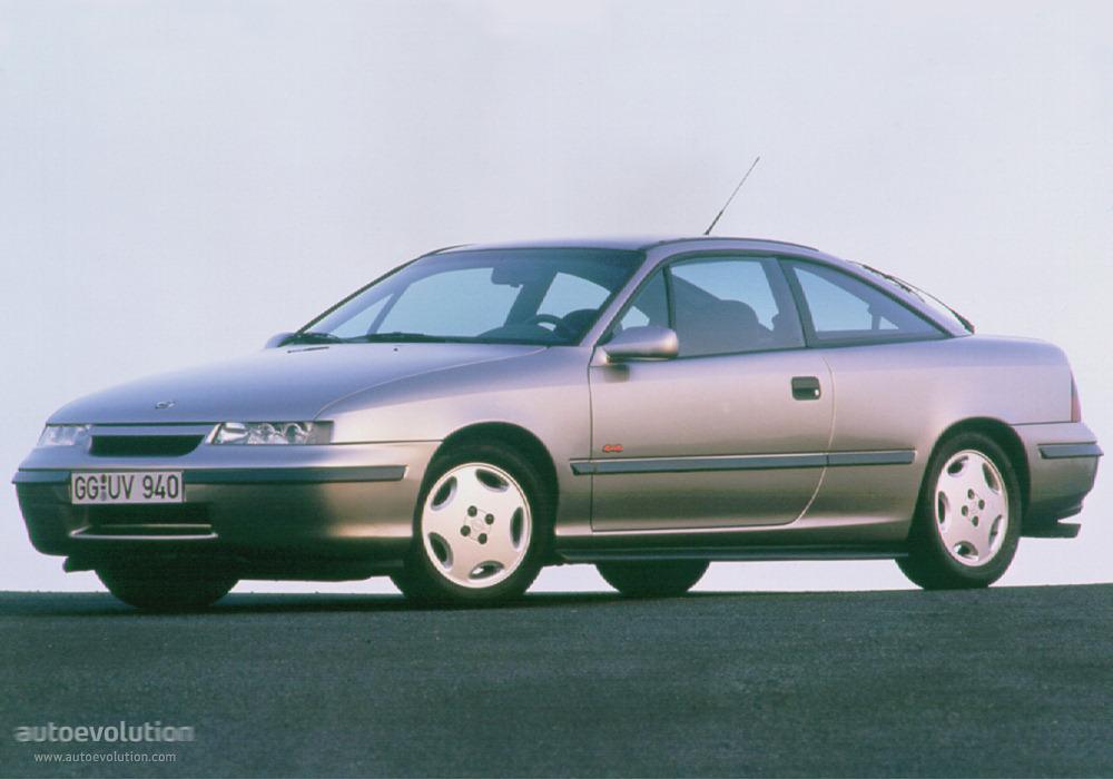OPEL Calibra - 1989, 1990, 1991, 1992, 1993, 1994, 1995, 1996, 1997 ...