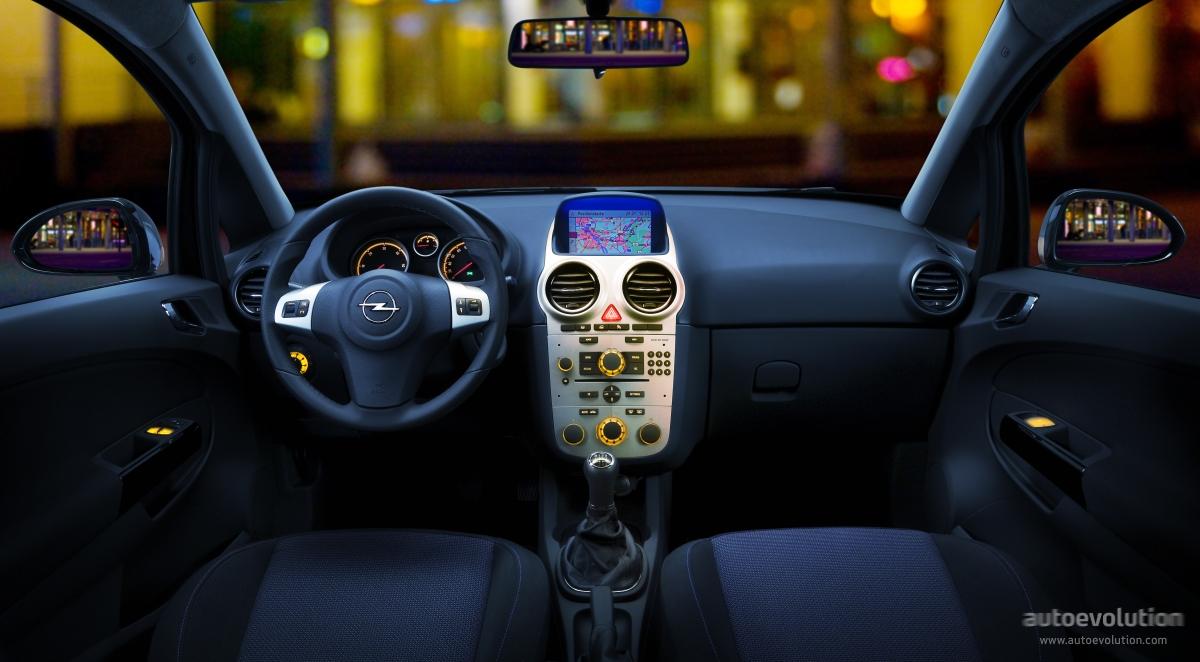 Opel Corsa 3 Doors 2006 2010